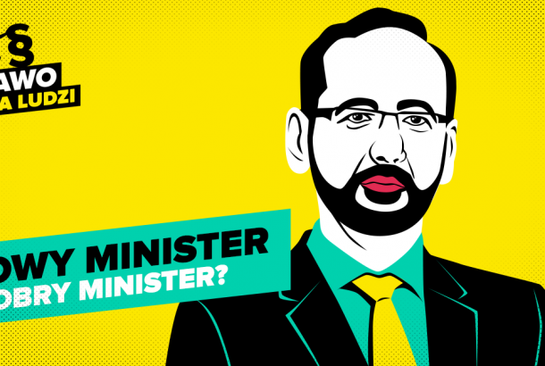 Nowy minister – dobry minister?